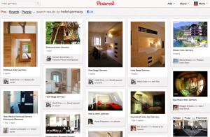 Pinterest für SEO in der Touristik nutzen
